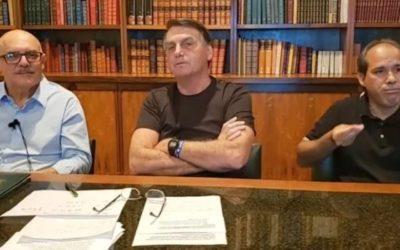 """""""Ninguém interfere"""", diz Bolsonaro sobre punições nas Forças Armadas… Hãhã"""