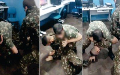 Após tentativa de suicídio do filho, mãe denuncia violência em quartel do Exército no RS