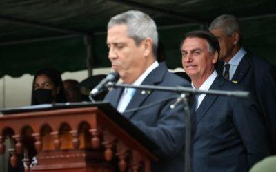 Senador pede que Braga Netto explique investigação sobre militares filiados ao PT
