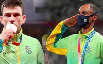 Tóquio 2020: Defesa homenageará militares atletas que disputaram os Jogos Olímpicos