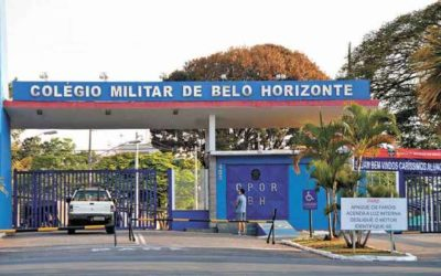 Alunos do Colégio Militar de BH denunciam treino exaustivo para receber ministro