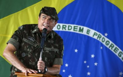 Palavra do Comandante: o Exército continua firme cumprindo suas missões constitucionais