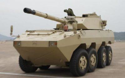 A disputa global pelo projeto do novo blindado do Exército